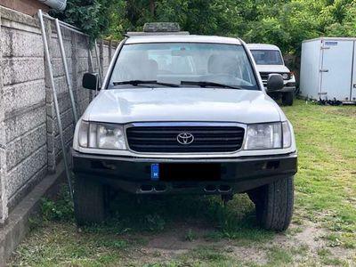 gebraucht Toyota Land Cruiser 105