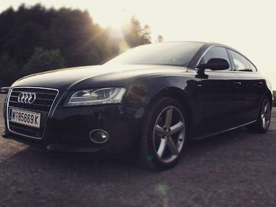 gebraucht Audi A5 Sportsback S Line