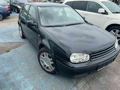 gebraucht VW Golf 1,9 TDI Limousine