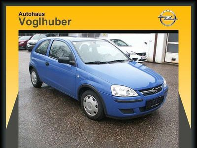 used Opel Corsa 1,0 Edition Limousine,