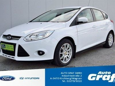 gebraucht Ford Focus Trend 1,6Ti-VCT