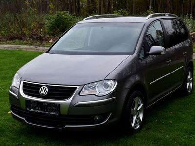 gebraucht VW Touran Conceptline 2,0 Ecofuel + Erdgas