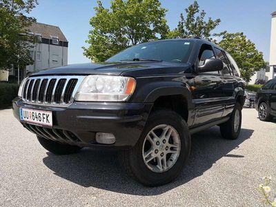 gebraucht Jeep Grand Cherokee V8 Limited SUV / Geländewagen