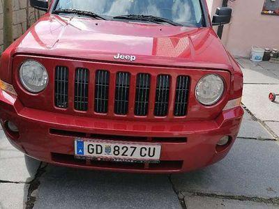 gebraucht Jeep Patriot Klein-/ Kompaktwagen