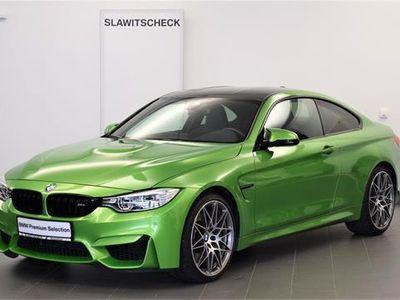 gebraucht BMW M4 M-DKG Competition NP: €114.000,- Coupé