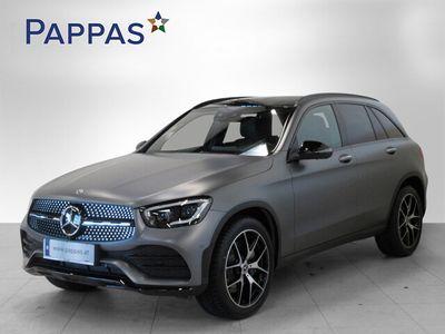 gebraucht Mercedes GLC220 d 4MATIC Aut. 9G-Tronic, Sitzheizung, AMG Line, NightPaket, Panorama Schiebedach, AHK,