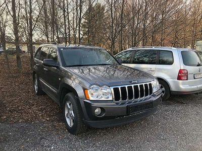 gebraucht Jeep Grand Cherokee 3,0 Limited CRD SUV / Geländewagen