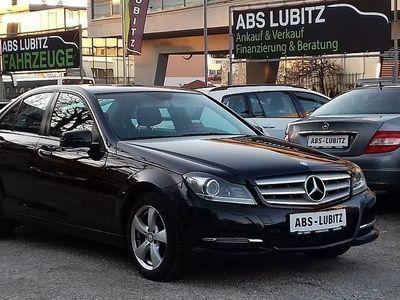 gebraucht Mercedes C200 CDI A-Edition plus BlueEfficiency