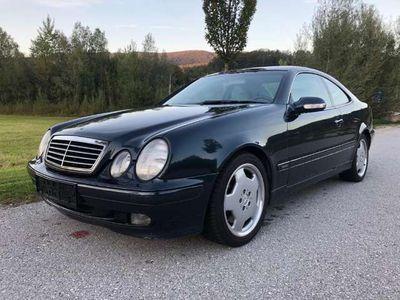gebraucht Mercedes CLK430 Elegance Aut.