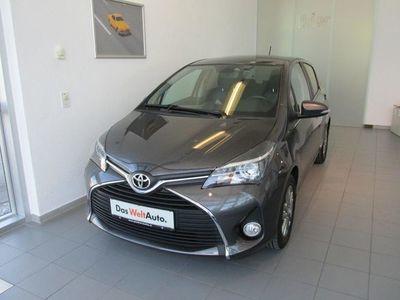 gebraucht Toyota Yaris 1,33 dVVT-i Active