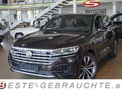 gebraucht VW Touareg 4Motion V6 TDI SCR R-Line Aut. SUV / Geländewagen,