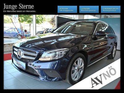 gebraucht Mercedes C200 C-KlasseT Avantgarde, Parktronic, Navi LP:60.267,- Kombi / Family Van