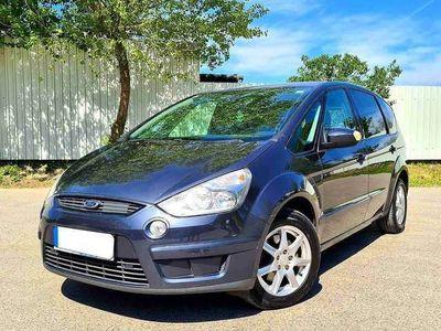 gebraucht Ford S-MAX Titanium 2,0 TDCi DPF *ACC*Navi*