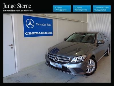 gebraucht Mercedes C200 C-Klassed Aut. Limousine,