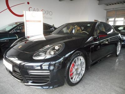 gebraucht Porsche Panamera GTS DSG