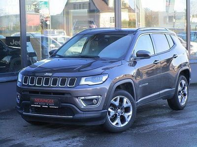 gebraucht Jeep Compass 2,0 MultiJet AWD 9AT 140 Limited