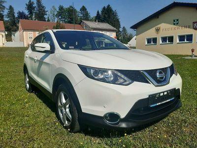 gebraucht Nissan Qashqai 1,6 dCi Acenta ALL-MODE 4x4i SUV / Geländewagen