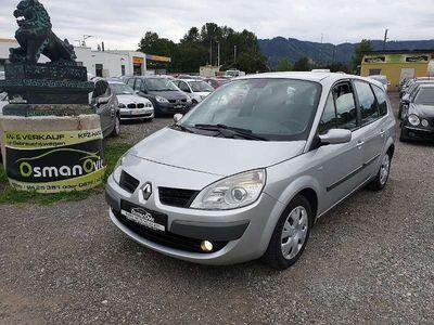 gebraucht Renault Grand Scénic II Exception 1,9 dCi DPF Kombi / Family Van