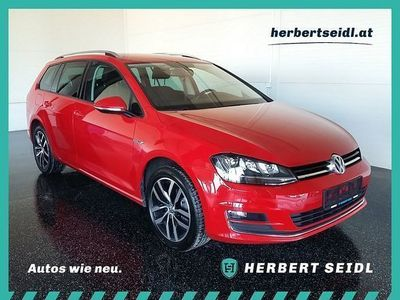 "gebraucht VW Golf Variant ""LOUNGE"" 2,0 TDI *XENON / NAVI*"