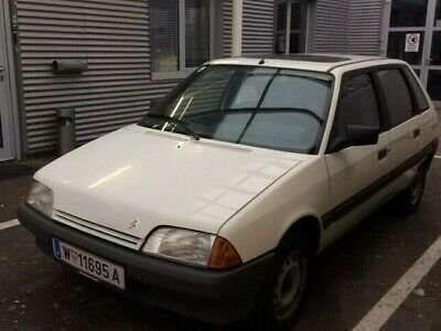 gebraucht Citroën AX 14TZS Klein-/ Kompaktwagen