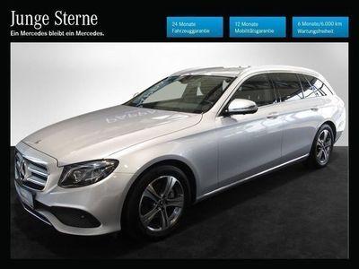gebraucht Mercedes E220 T Avantgarde Aut.