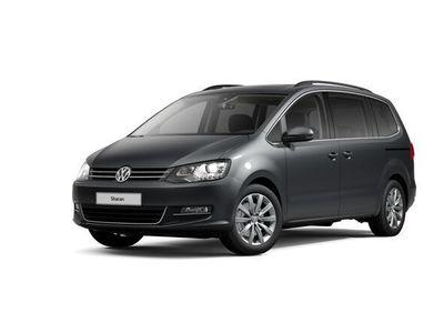 gebraucht VW Sharan Business+ TDI SCR DSG 7-Sitzer