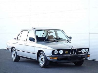 gebraucht BMW 520 520 i (E12)*originale-Klimaanlage*6-Zylinder*
