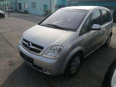 """gebraucht Opel Meriva 1.7 diesel family van """""""""""" Kombi / Family Van"""