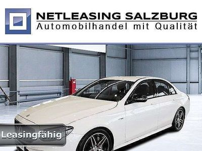 gebraucht Mercedes E43 AMG E 43 AMG AMG4Matic Klima/LED/AIRMATIC DC/Sportpaket