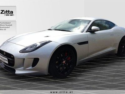 gebraucht Jaguar F-Type P380 Coupe 3,0 AWD Cheq