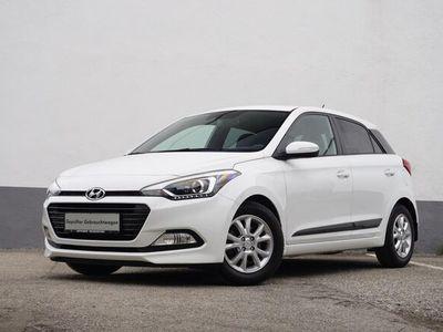 gebraucht Hyundai i20 1,0 T-GDI Go Start/Stopp