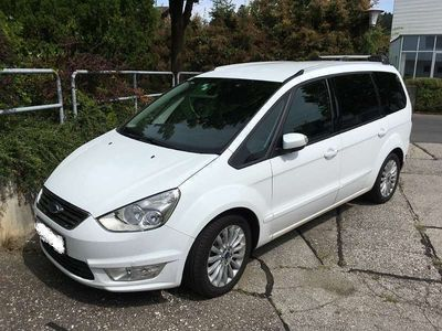 gebraucht Ford Galaxy Business Plus 2,0 TDCi Kombi / Family Van