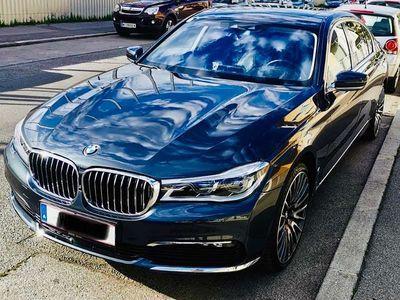 gebraucht BMW 730L 7er-Reihe d xDrive G12 B57 Limousine