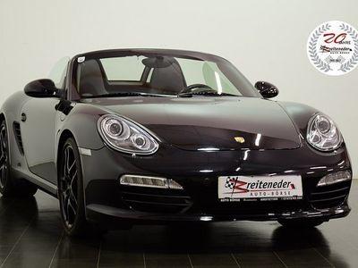used Porsche Boxster S Black Edition 3,4