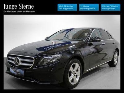 gebraucht Mercedes E220 4MATIC Avantgarde Aut.