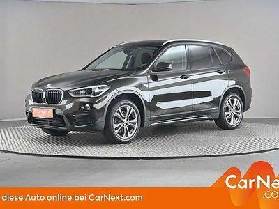 gebraucht BMW X1 sDrive18d Sport Line SUV / Geländewagen