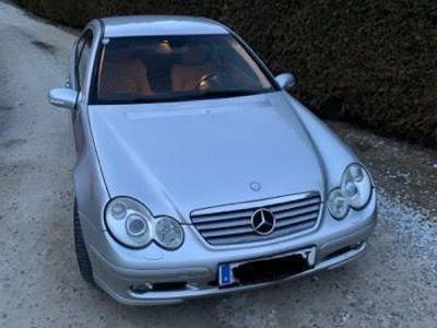 gebraucht Mercedes C180 Kompressor Coupé