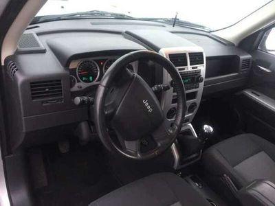 gebraucht Jeep Patriot 2,0 CRD Limited