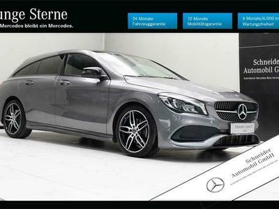 gebraucht Mercedes CLA200 aus Dornbirn - 136 PS und 25000 km