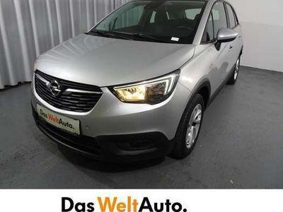 gebraucht Opel Crossland X 1,2 Turbo ECOTEC Direct Injection Edition St./St