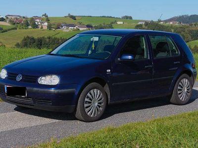 gebraucht VW Golf IV 1.6 16V Klein-/ Kompaktwagen
