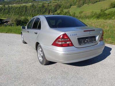 gebraucht Mercedes C220 CDI C-Klasse Lim. (BM 203)