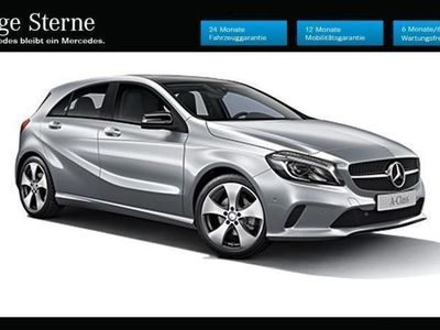 used Mercedes A180 Aut.
