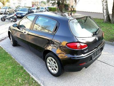 used Alfa Romeo 147 1,9 JTD-m 143ps 6gang Leder sitze Bose