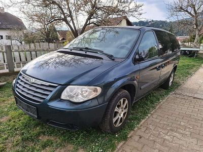 gebraucht Chrysler Voyager Stow and Go Kombi / Family Van