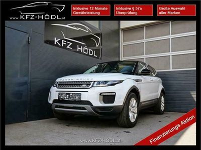 gebraucht Land Rover Range Rover evoque SE 2,0 eD4 e-Capability