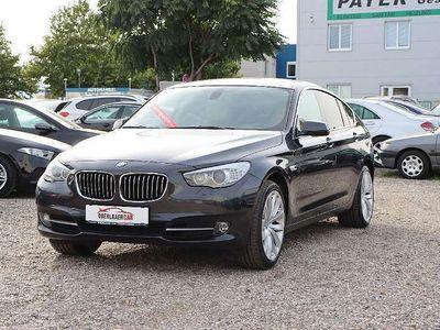 gebraucht BMW 530 Gran Turismo 5er-Reihe d Aut. | Navi | Leder | Xenon | Limousine