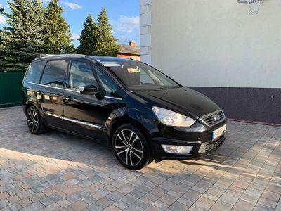 gebraucht Ford Galaxy Titanium Kombi / Family Van