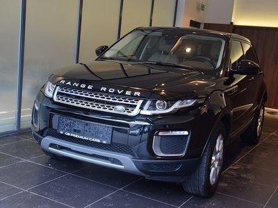 gebraucht Land Rover Range Rover evoque SE 2,0 TD4 Aut. SUV / Geländewagen