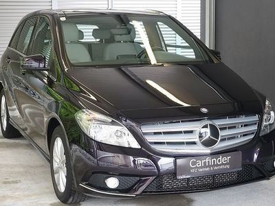 used Mercedes B200 BlueEfficiency A-Edition Aut.